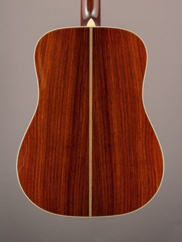 2004 Circa (John Slobod) Dreadnought Rosewood - Madagascar Very Good