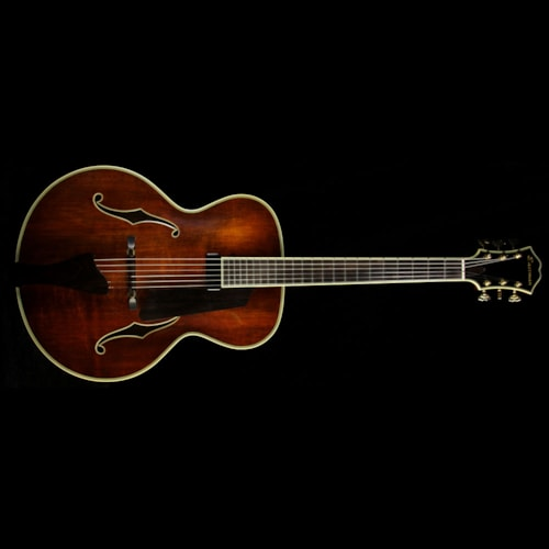 2004 Eastman Used 2004 Eastman AR805E Archtop Electric Guitar Varnish