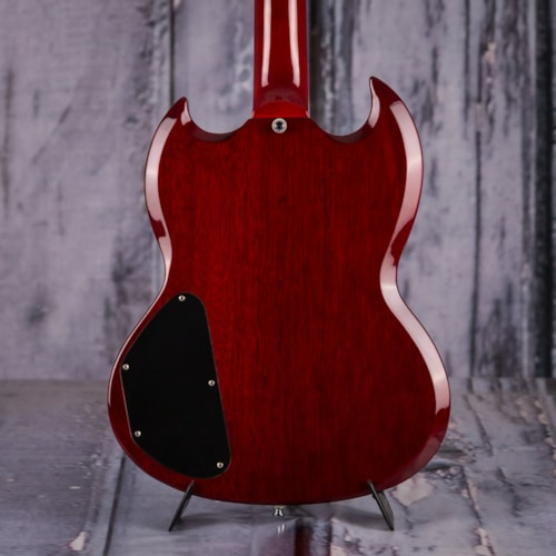 2004 Epiphone SG Standard Electric Guitar, Cherry Very Good, $349.99