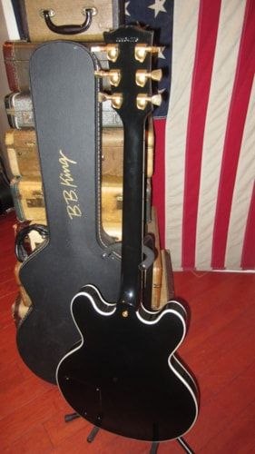 2004 Gibson  BB King Lucille Black