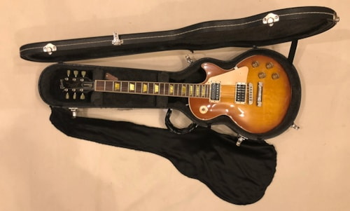 2004 Gibson Les Paul Classic Quot 1960 Quot Honey Burst Gt Guitars
