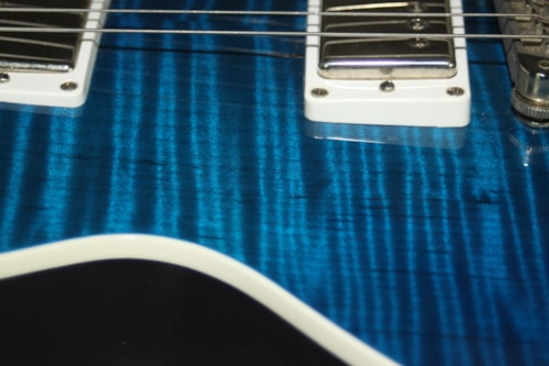 2004 Gibson Les Paul Limited Edition Blue Flame