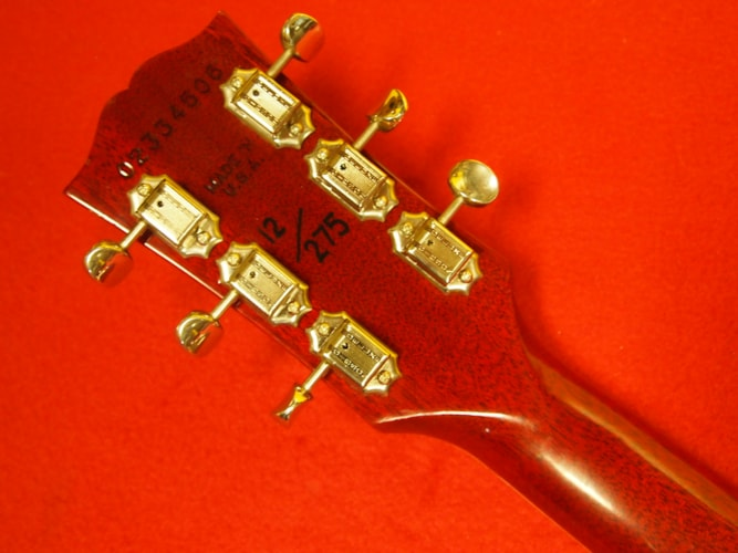 2004 Gibson Les Paul Standard Red FLAME TOP, Excellent, Original Hard