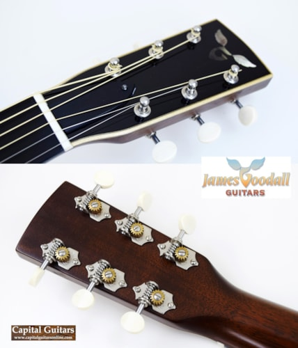 2004 Goodall Traditional 000 12-Fret Adirondack/Rosewood Natural, Near Mint, Original Hard, $3,599.00