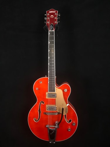 2004 Gretsch Brian Setzer Nashville G6120ssu Orange