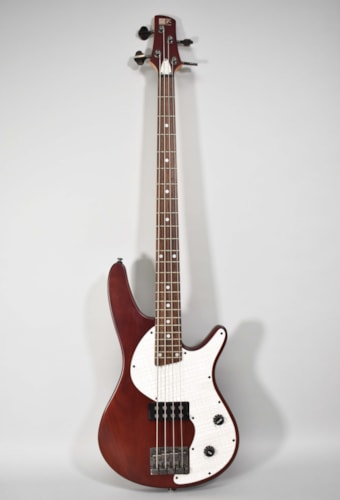 2004 Ibanez Sound Gear SRX 400 Red Finish Electric Bass Guitar