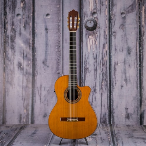 2004 Jose Ramirez 2CWE Classical Guitar, Red Cedar Top Very Good, $1,199.99