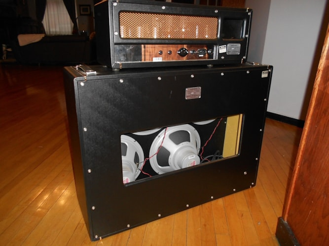 2004 Marshall JTM-45 Black, Mint, $3,950.00