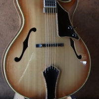2004 PRS Archtop