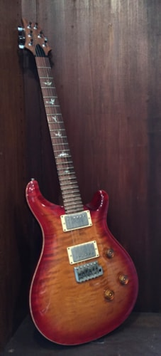 2004 PRS Custom 24 Rosewood * Scalloped neck. Excellent, Hard