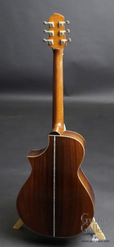 2004 Wingert E cutaway Indian Rosewood, Excellent, Original Hard