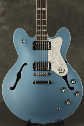 2005 Epiphone Supernova Manchester City Blue, Near Mint, Hard