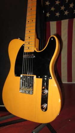 ~2005 Fender '52 Re-Issue Telecaster