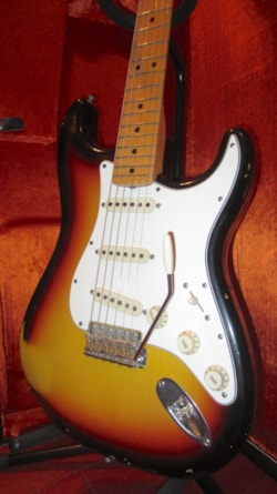 2005 Fender Custom Shop 1965 Stratocaster Relic w/ Maple Neck