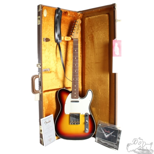 2005 Fender® Custom Shop '60 Telecaster® Near Mint, Original Hard, $2,850.00