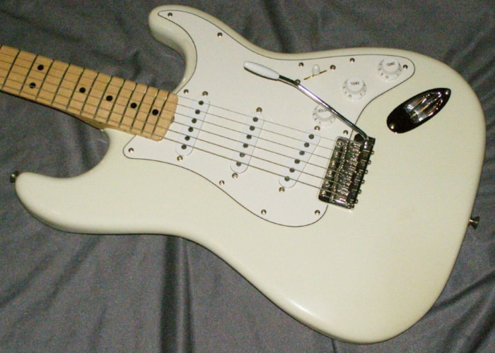 2005 Fender® Custom Shop '69 Stratocaster® NOS  Olympic White, Mint, Original Hard, $2,595.00