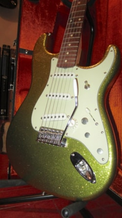2005 Fender Custom Shop Dick Dale Stratocaster