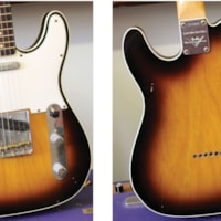 2005 FENDER Limited Edition '60 Tele Custom Relic (1960 Reissue)