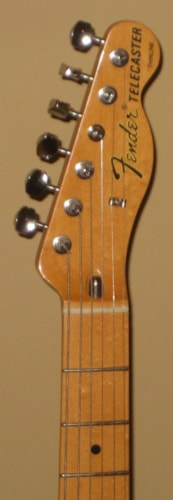 2005 Fender  Thinline Natural