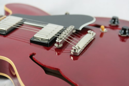 2005 Gibson '59 ES-335 Custom Shop Nashville Historic! 1959 Reissue Cherry! les paul