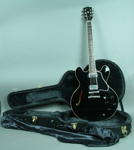 2005 Gibson ES-335 Black, Very Good, Original Hard, $2,895.00