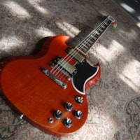 2005 Gibson Gibson VOS Les Paul SG Historic (1962 Reissue)