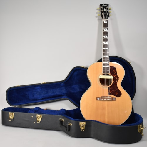 2005 Gibson J-185 Historic Collection Natural