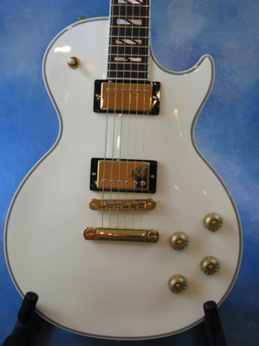 2005 Gibson Les Paul Supreme White > Guitars Electric Solid Body