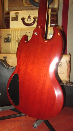 2005 Gibson SG Standard Cherry Red