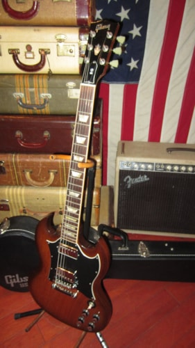 2005 Gibson SG STANDARD Sunburst, Excellent, Original Hard, $1,199.00