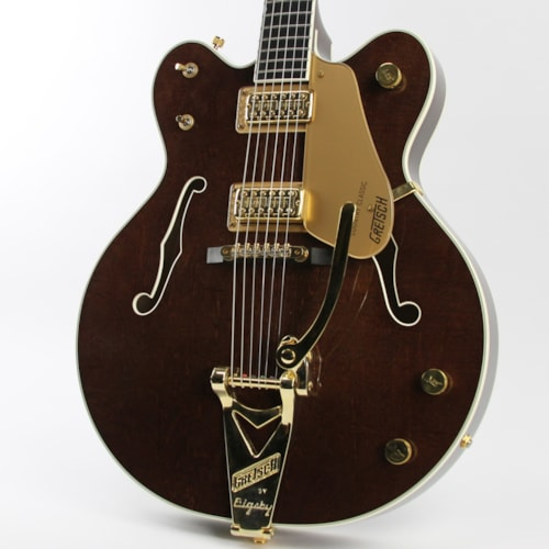 2005 Gretsch® 6122 Country Classic Walnut Stain, Excellent, Original Hard, $1,599.00