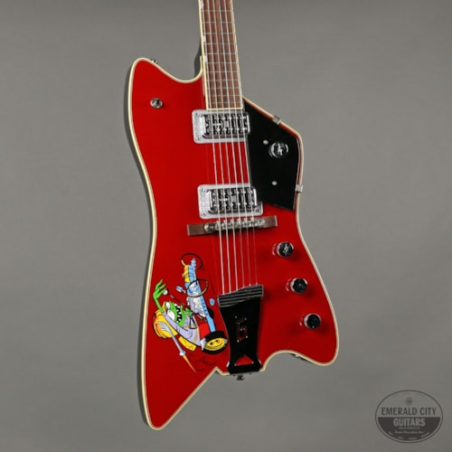 2005 Gretsch G6199 Billy-Bo Jupiter Thunderbird