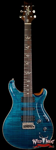 2005 PRS - Paul Reed Smith 2005 PRS Artist Package 513 Flame top Brazilian Rosewood Neck Aquamarine Aquamarine
