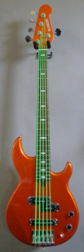 2005 YAHAMA BB415 Orange Metallic, Very Good, GigBag