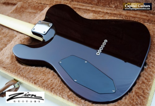 "2005 Zion Guitar Technology 'The Ninety"" Thinline Tele-Style"
