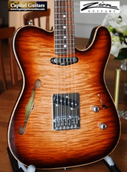 2005 Zion Guitar Technology The Ninety