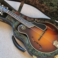 2006 Collings MF-5 Deluxe-V