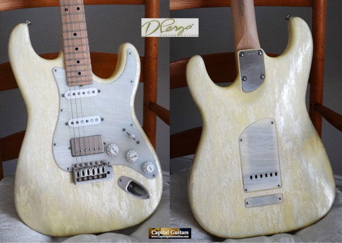 2006 D'Pergo Studio Soft Top Ivory Pearlescent