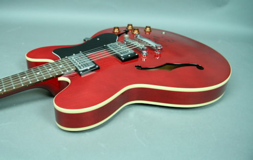 2006 Epiphone Dot Cherry Red, Very Good