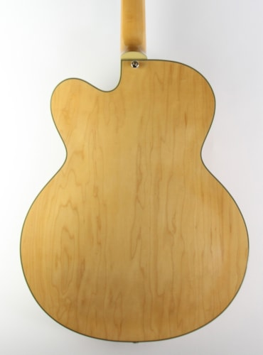 2006 Epiphone Emporer Regent Natural, Very Good, Original Hard, $699.00