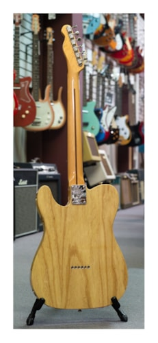 2006 Fender 60th Anniversary Limited Edition Telecaster Natural