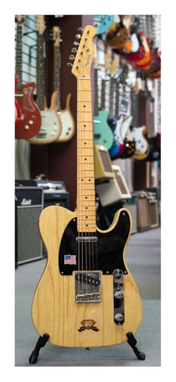 2006 Fender 60th Anniversary Limited Edition Telecaster