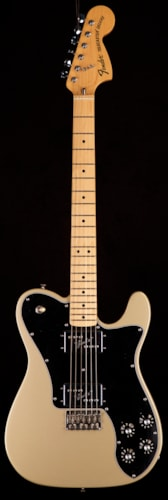 2006 Fender® '72 Telecaster® Deluxe Reissue  Shoreline Gold, Near Mint, Hard, $695.00