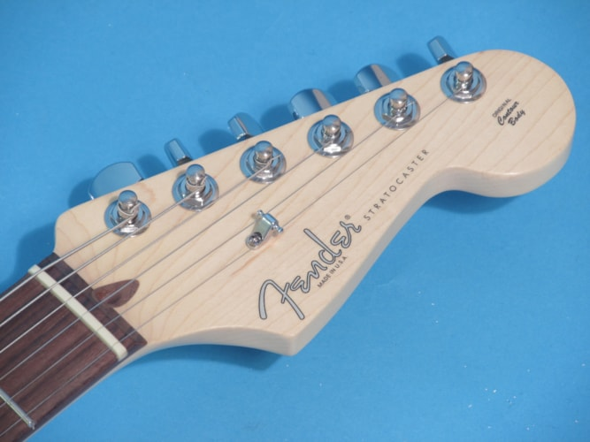 2006 Fender American Stratocaster H-H Candy Apple Red, Near Mint, Original Hard, $895.00