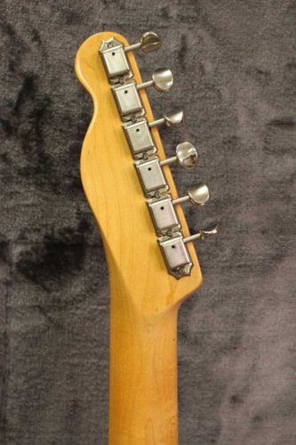 2006 Fender Chambered Ash Tele Crimson Transparent