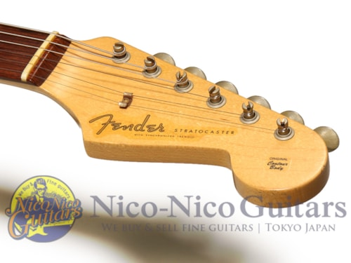 2006 Fender Custom Shop 1960 Stratocaster Relic Sunburst