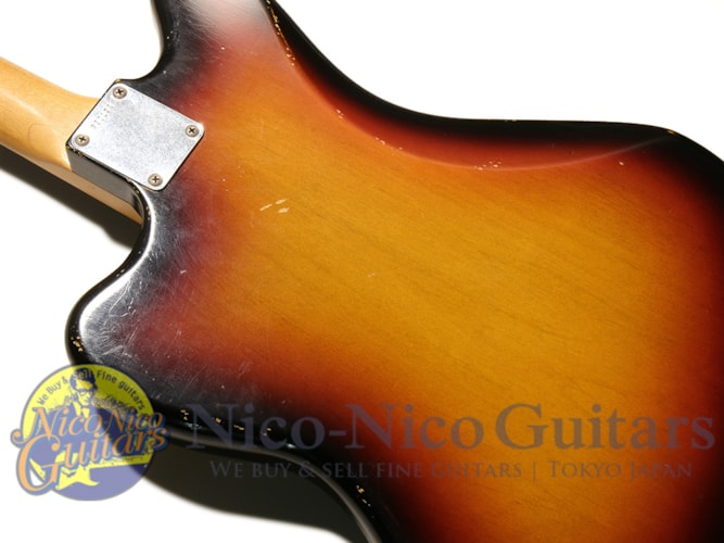 2006 Fender Custom Shop Masterbuilt '58 Jazzmaster Relic by John English Sunburst, Excellent, Original Hard