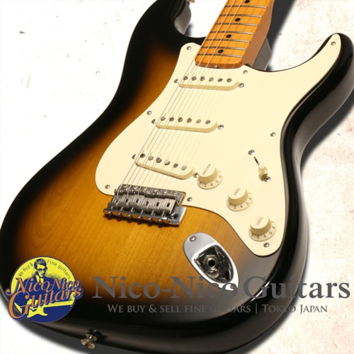 2006 Fender Custom Shop Masterbuilt Eric Johnson Stratocaster by Dennis Galuszka Sunburst, Excellent