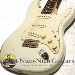 2006 Fender Custom Shop MBS Limited Builder Select '62 Stratocaster Relic Master Bui