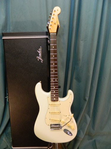 2006 Fender Stratocaster Classic Player 60's Pale Surf Green